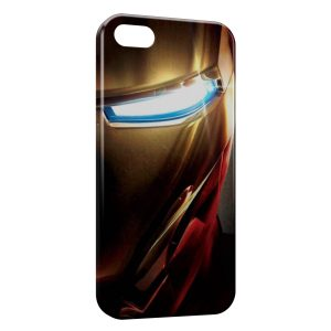 Coque iPhone 5C Iron Man Eye