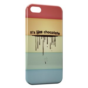 Coque iPhone 5C Its like chocolate