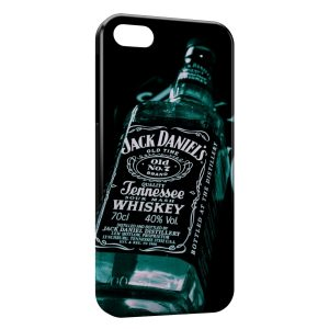 Coque iPhone 5C Jack Daniel's Black Gold