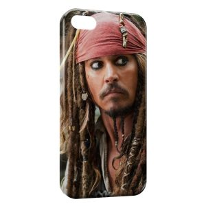 Coque iPhone 5C Jack Sparrow 2
