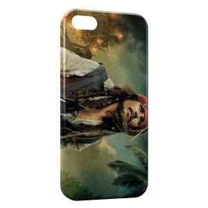 Coque iPhone 5C Jack Sparrow 2