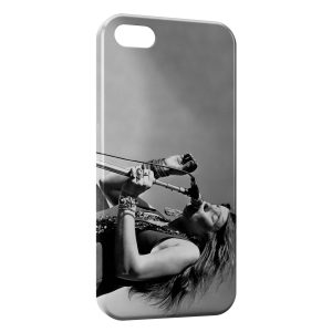 Coque iPhone 5C Janis Joplin