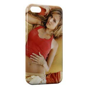 Coque iPhone 5C Jessica Alba