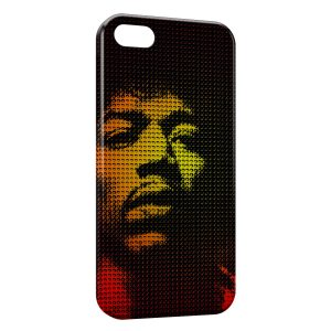 Coque iPhone 5C Jimmy Hendrix