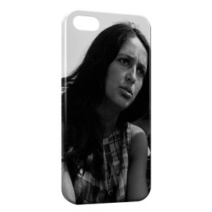 Coque iPhone 5C Joan Baez 2