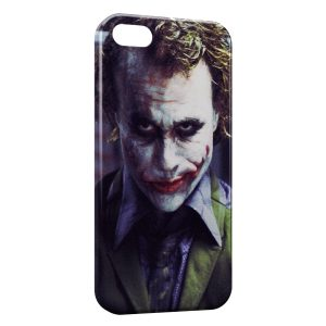 Coque iPhone 5C Joker Batman 4