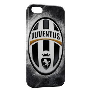 Coque iPhone 5C Juventus Football Club Black & White