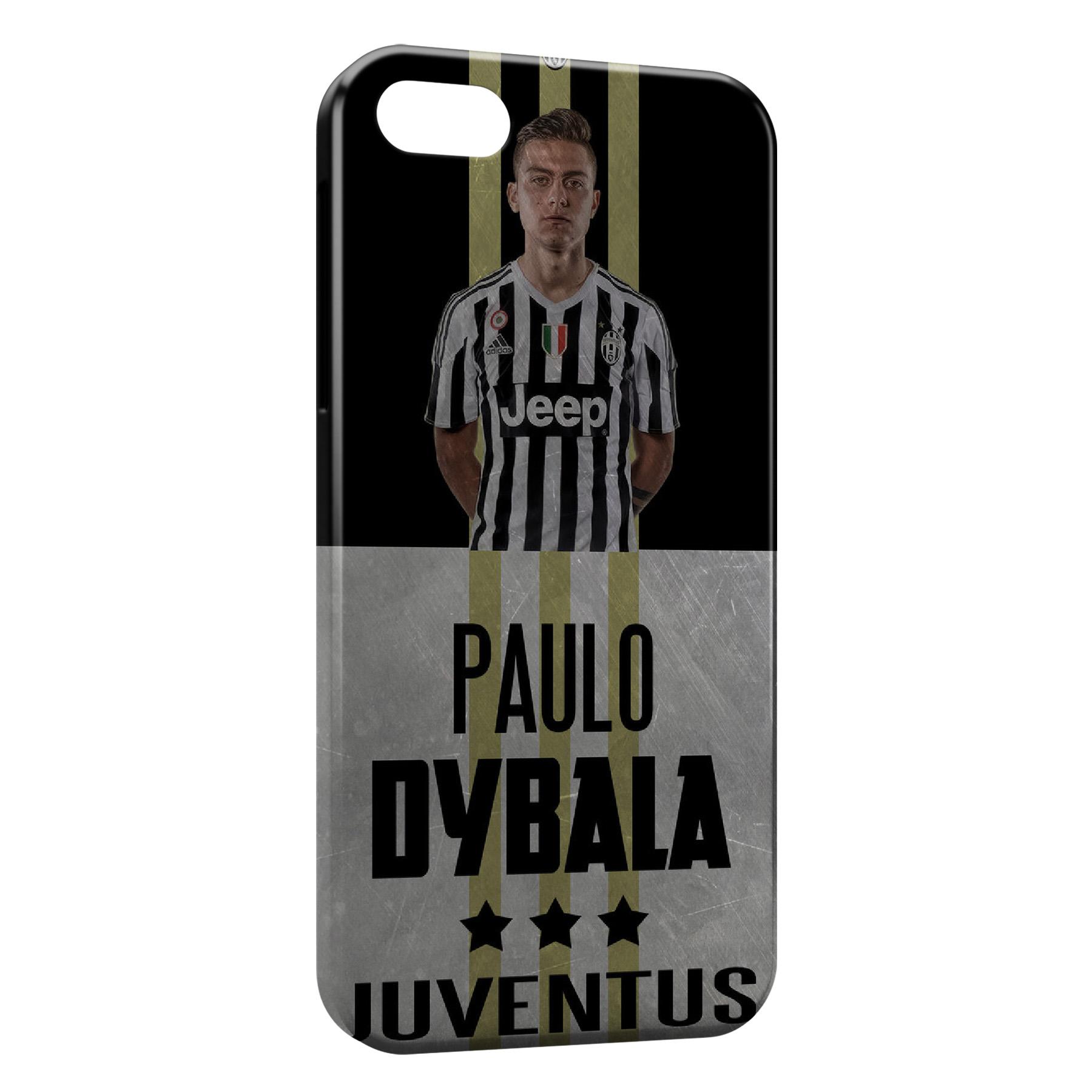 Coque iPhone 5C Juventus Football Paulo Dybala