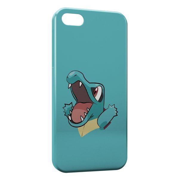 Coque iPhone 5C Kaiminus Pokemon Simple Art