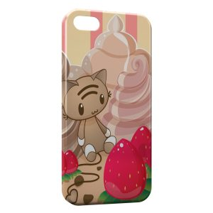 Coque iPhone 5C Kawaii Style Candy