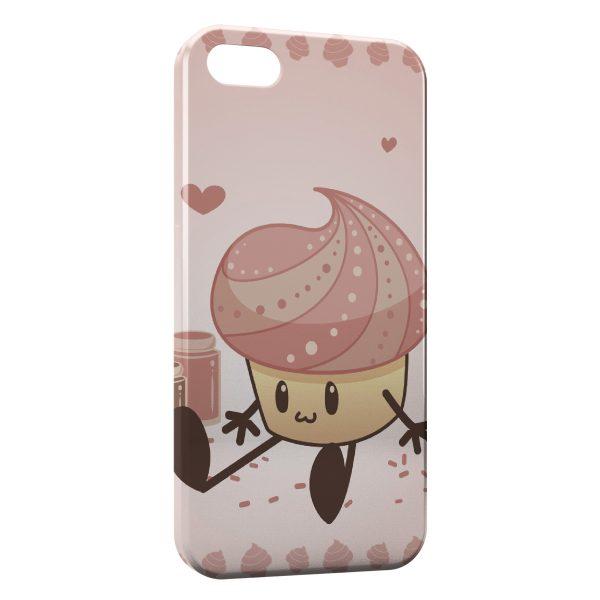 Coque iPhone 5C Kawaii Yumi