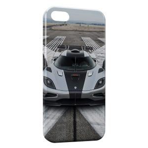 Coque iPhone 5C Koenigsegg one classic Voiture