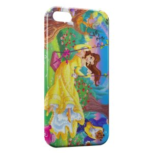 Coque iPhone 5C La Belle & La Bete 2