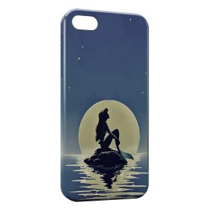 Coque iPhone 5C La Petite Sirène Ariel Water
