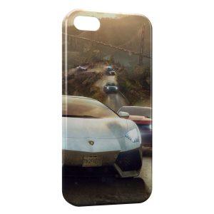 Coque iPhone 5C Lamborghini Vintage Art