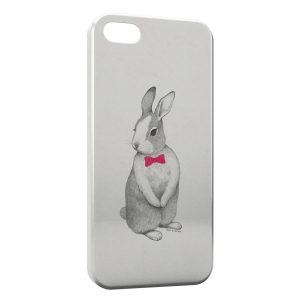 Coque iPhone 5C Lapin Style Design