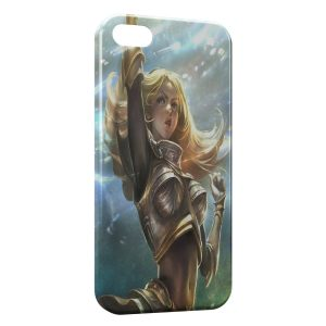 Coque iPhone 5C League Of Legends Lux
