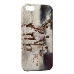 Coque iPhone 5C Lebron James Miami Heat Basketball