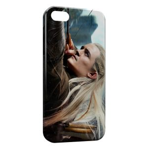 Coque iPhone 5C Legolas