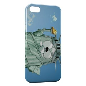 Coque iPhone 5C Linux Liberty