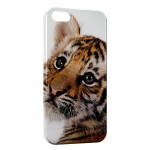 Coque iPhone 5C Lionceau