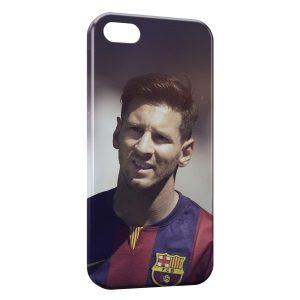 Coque iPhone 5C Lionel Messi Football 6