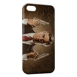 Coque iPhone 5C Machete De Niro