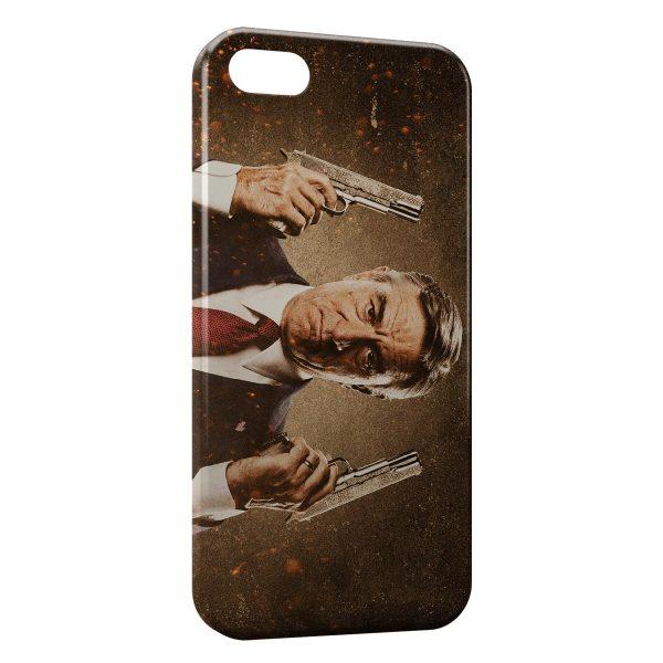 Coque iPhone 5C Machete De Niro