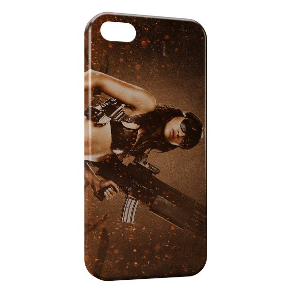 Coque iPhone 5C Machete Film