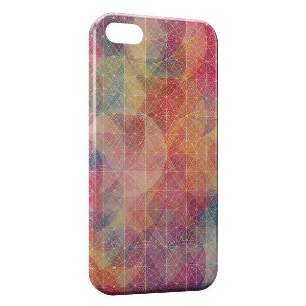 Coque iPhone 5C Magic Colors Power