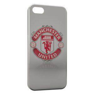 Coque iPhone 5C Manchester United Football UK 5