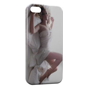 Coque iPhone 5C Mariah Carey 2