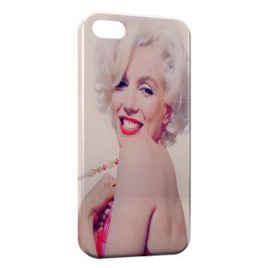 Coque iPhone 5C Marilyn