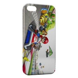Coque iPhone 5C Mario Kart 3