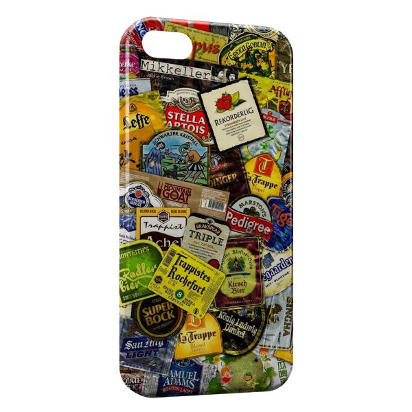 Coque iPhone 5C Marques