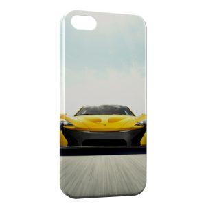 Coque iPhone 5C McLaren classic Voiture