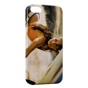 Coque iPhone 5C Megan Fox Transformers