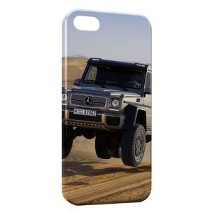 Coque iPhone 5C Mercedes-Benz G Cross Country 4x4