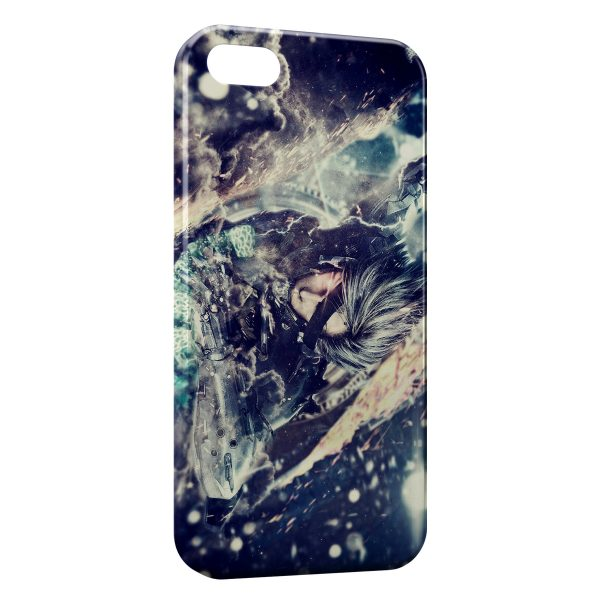 Coque iPhone 5C Metal Gear Rising Revengeance 2