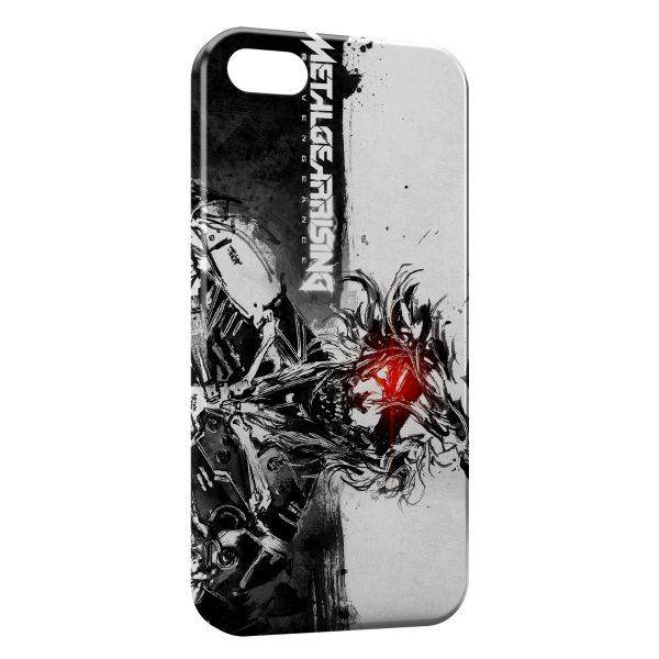 Coque iPhone 5C Metal Gear Rising Revengeance 3