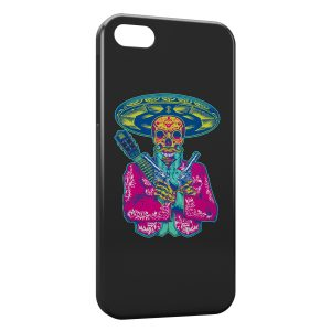 Coque iPhone 5C Mexico Revolving