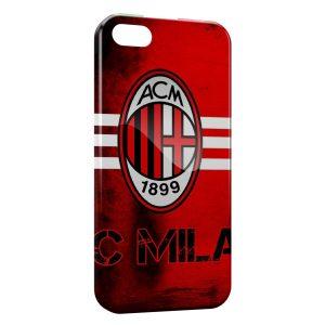 Coque iPhone 5C Milan AC Football 2