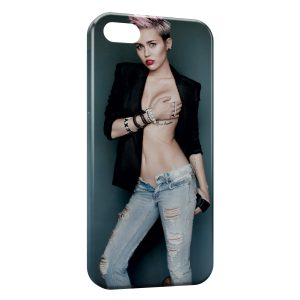 Coque iPhone 5C Miley Cyrus 5
