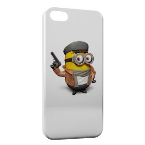 Coque iPhone 5C Minion 10