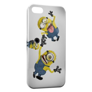 Coque iPhone 5C Minion 20