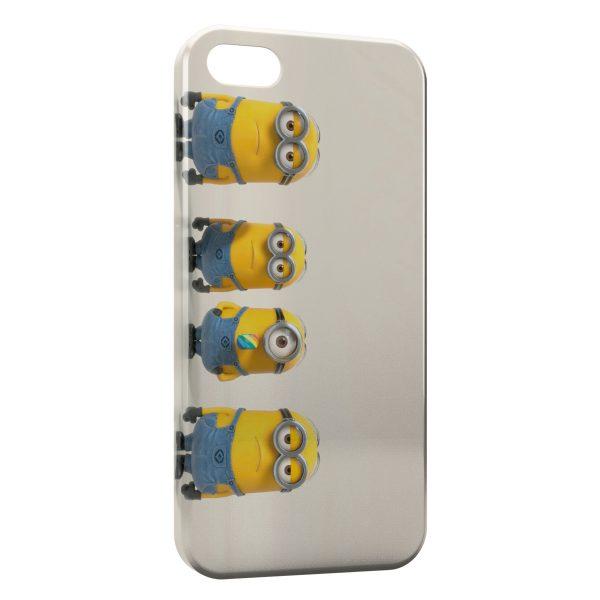 Coque iPhone 5C Minion 22
