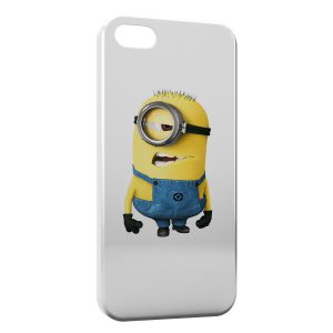 Coque iPhone 5C Minion 7