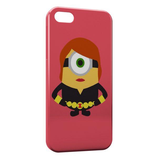 Coque iPhone 5C Minion Style 1