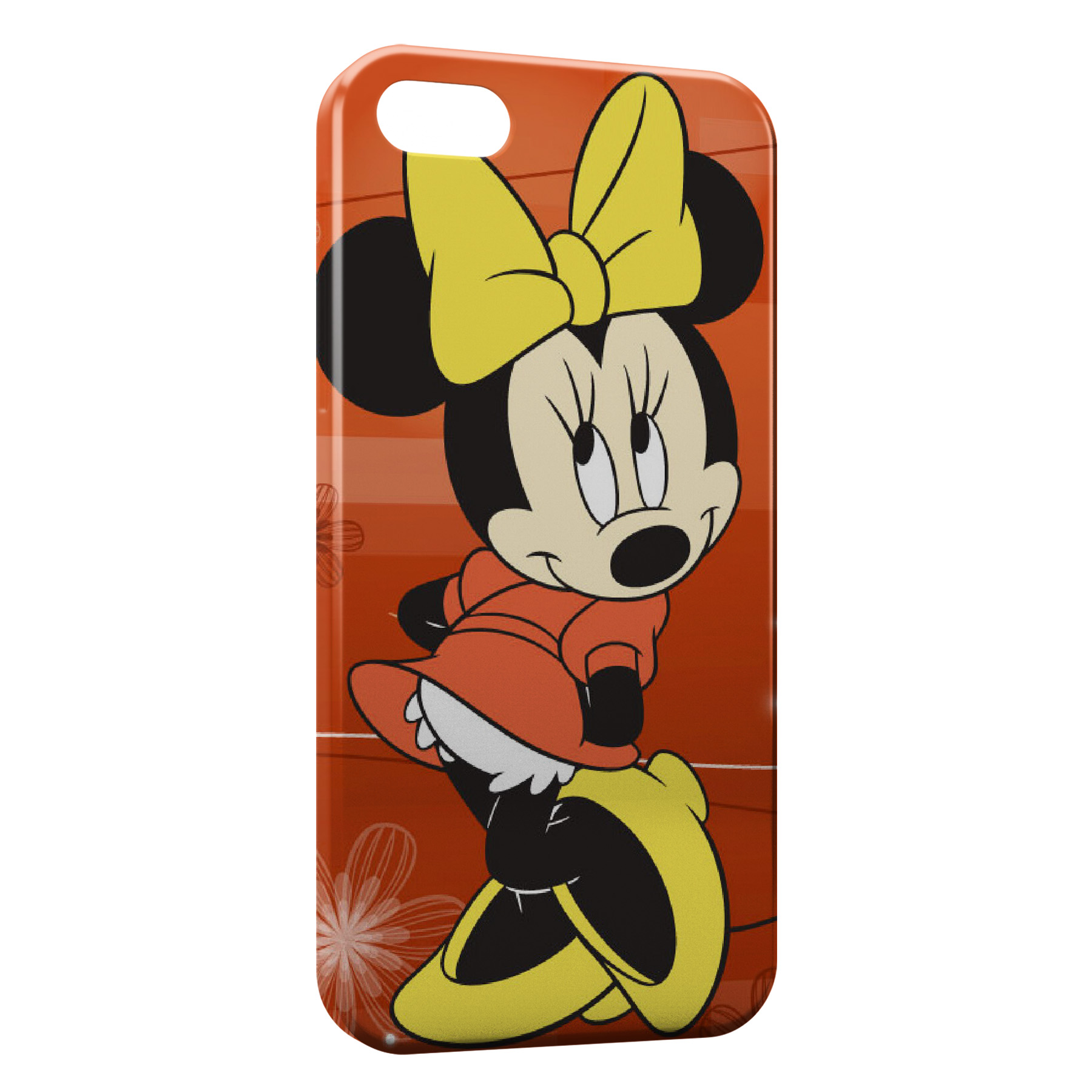 Coque iPhone 5C Minnie Mickey 5