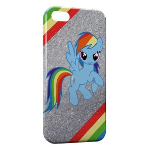 Coque iPhone 5C Mon Petit Poney 3 Art